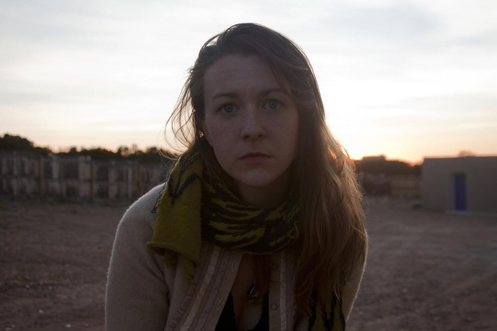 Self-portrait, November 1st [Santa Fe, NM; November, 2012]