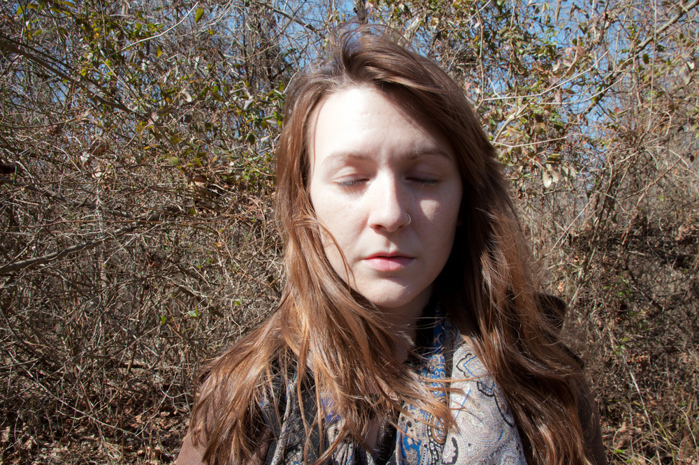 Though this was taken months ago in Ohio, I consider this a current self-portrait. I'm trying to breathe and believe right now. [from Just a Sigh; February, 2012; Blendon Woods Metro Park, Ohio]
