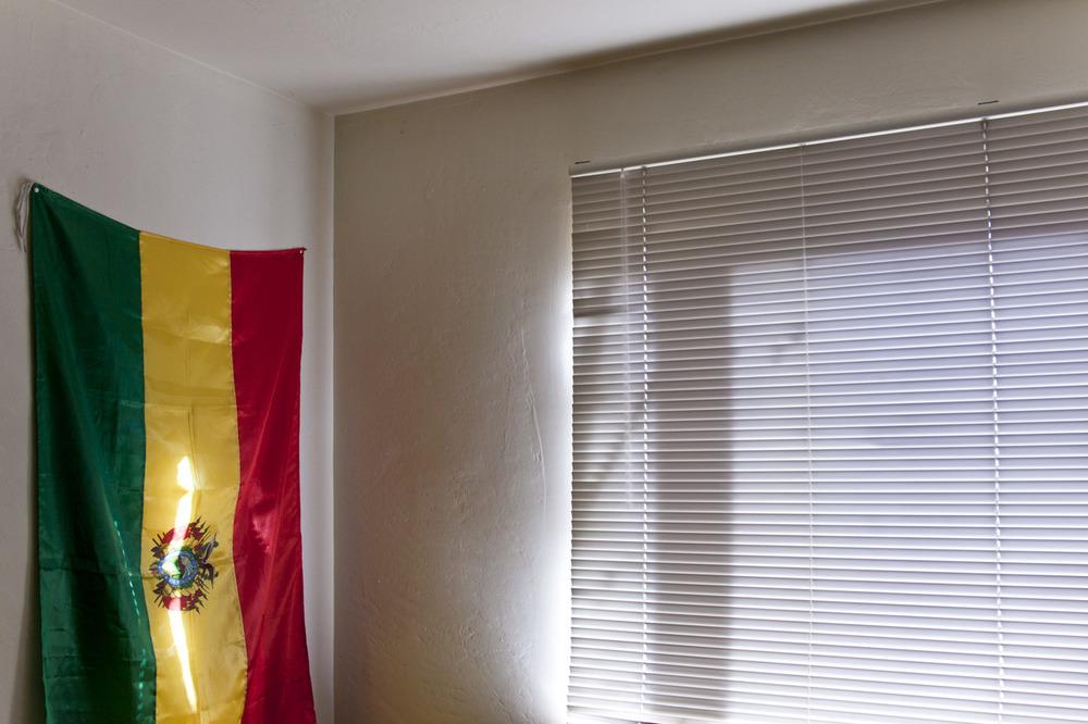 Alex's window, No. 2 [October, 2012; Santa Fe, NM]