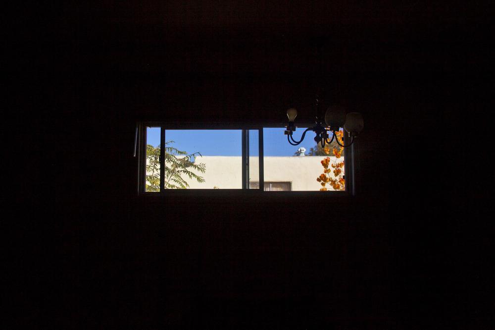 Alex's window, No. 1 [October, 2012; Santa Fe, NM]