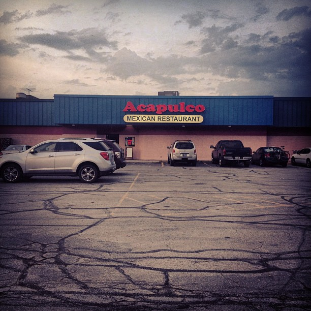 Yup, just ate here. Versailles, Indiana. (Taken with Instagram)