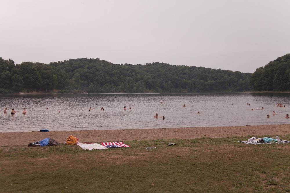 Burr Oak Lake, Ohio [July, 2012; near Glouster, OH]