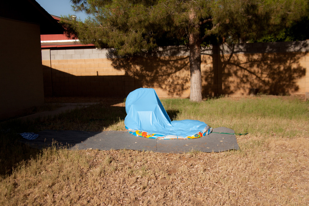 The kiddie pool [May, 2012; Phoenix, AZ]