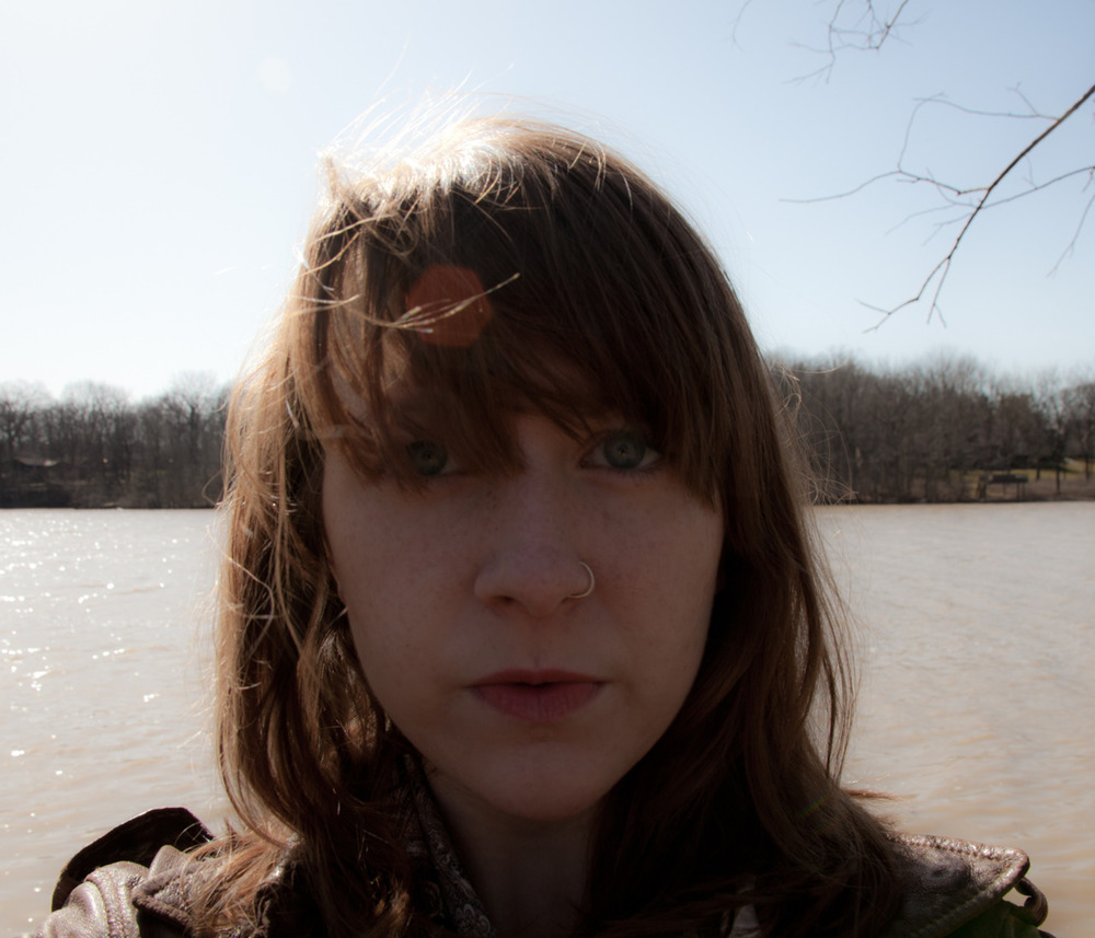 This is why I love self-portraiture.  Constantly surprising for me. [March, 2012; along the Scioto River, OH]