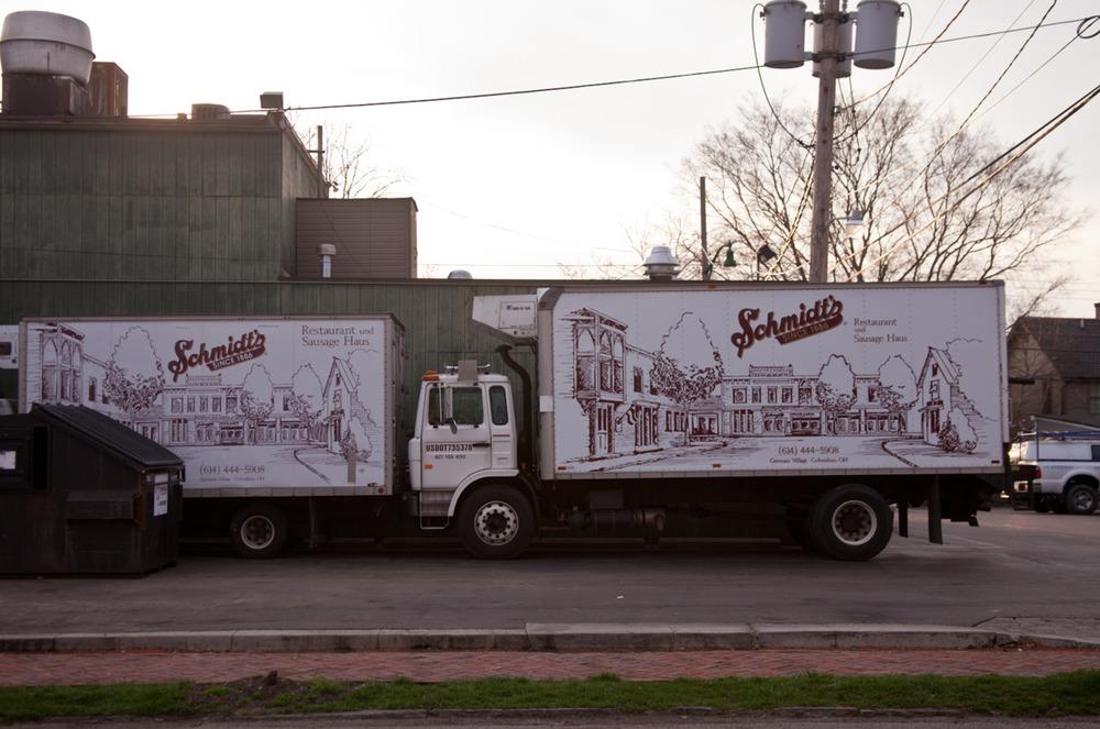 Schmidt's Restaurant and Sausage Haus, German Village [March 20, 2012; Columbus, OH]