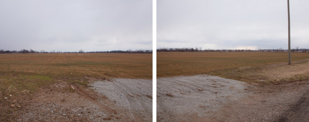 I don't make enough diptychs and triptychs these days. [March, 2012; Galloway, OH]