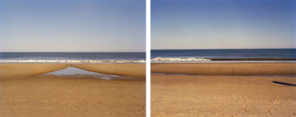 Not Enough       [from   Expanse  ; Fall, 2009; Dewey Beach, DE]