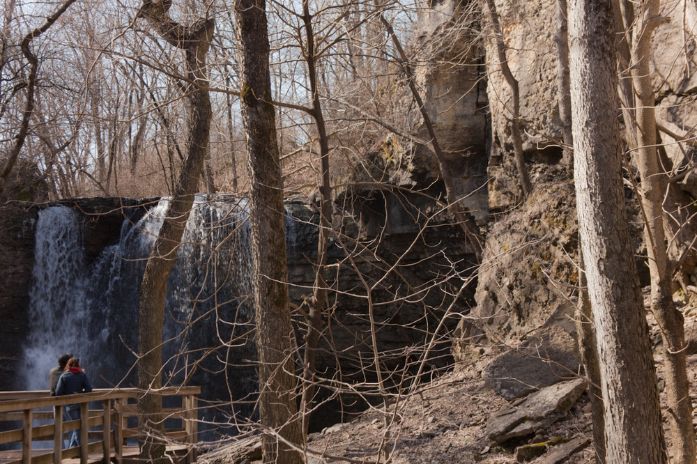 Tuesday Afternoon, Ohio       [March 6, 2012; Hayden Falls Park, OH]