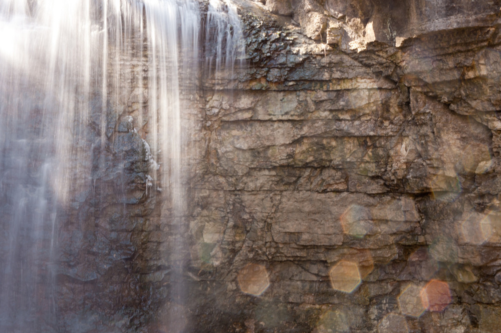 To make up for my previous rant post, here is a nice waterfall I saw today. Enjoy.   [March 6, 2012; Hayden Falls Park, OH]