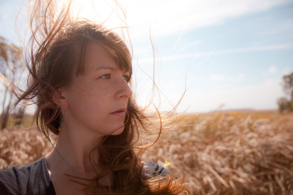 There's no competing with the prairie's winds. [from the archives; October, 2011; Brookings, SD]