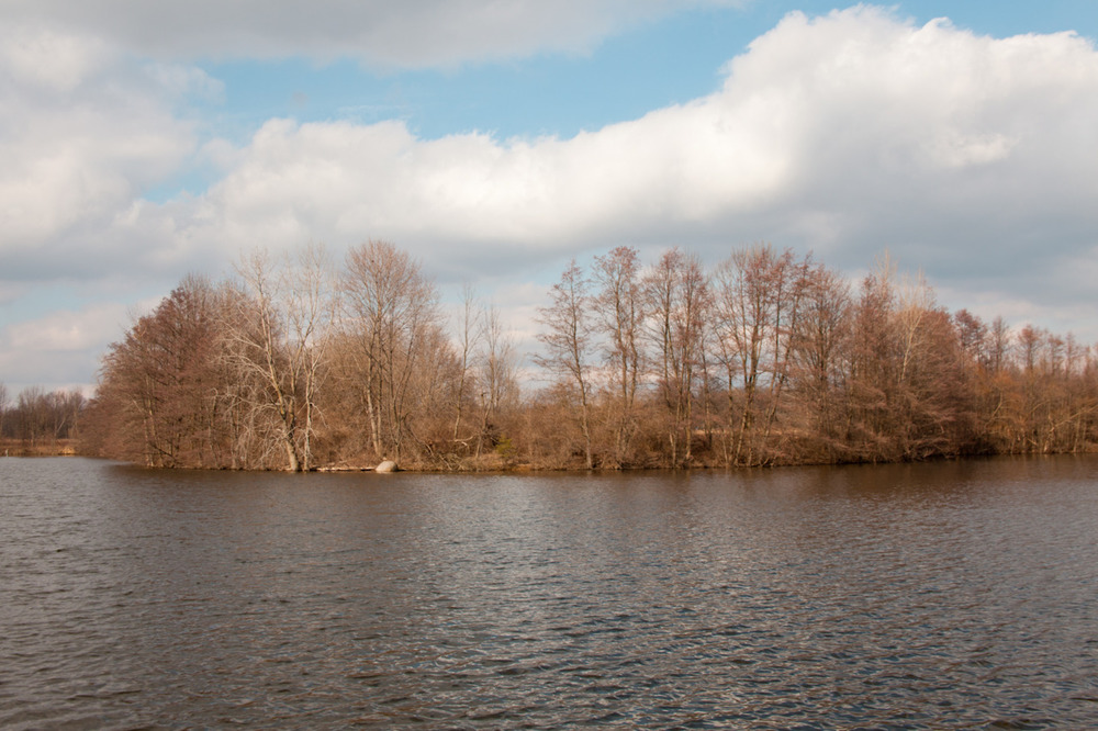 It was a good day for water and clouds [February 18. 2012; Sharon Woods Metro Park, OH]