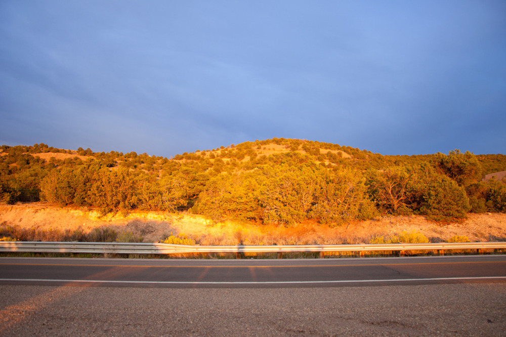 New Mexico really is enchanted. [from Scape; September, 2011; Taos, NM]