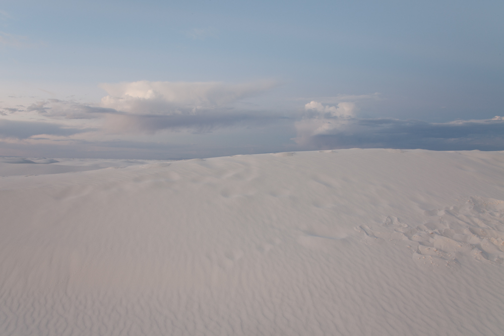 Sand [September, 2011;  White Sands National Monument, NM]