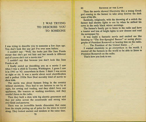 fuckyeahbookarts :      By Richard Brautigan       This is so wonderful.
