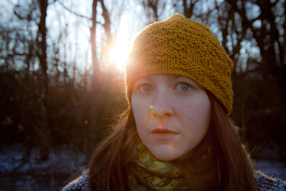 that light was pretty nice [January 15, 2012;  Prairie Oaks Metro Park, OH]