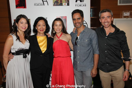 11th Annual 72 Hour Shootout Red Carpet Event 7.25.15 Michelle with Jennifer Betit Yen, Tina Chen, Martin Sola & John Haggerty