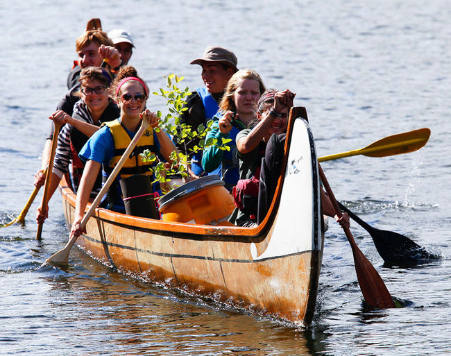 adventures in understanding youth in canoe 2014