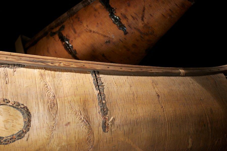 Bark Canoes