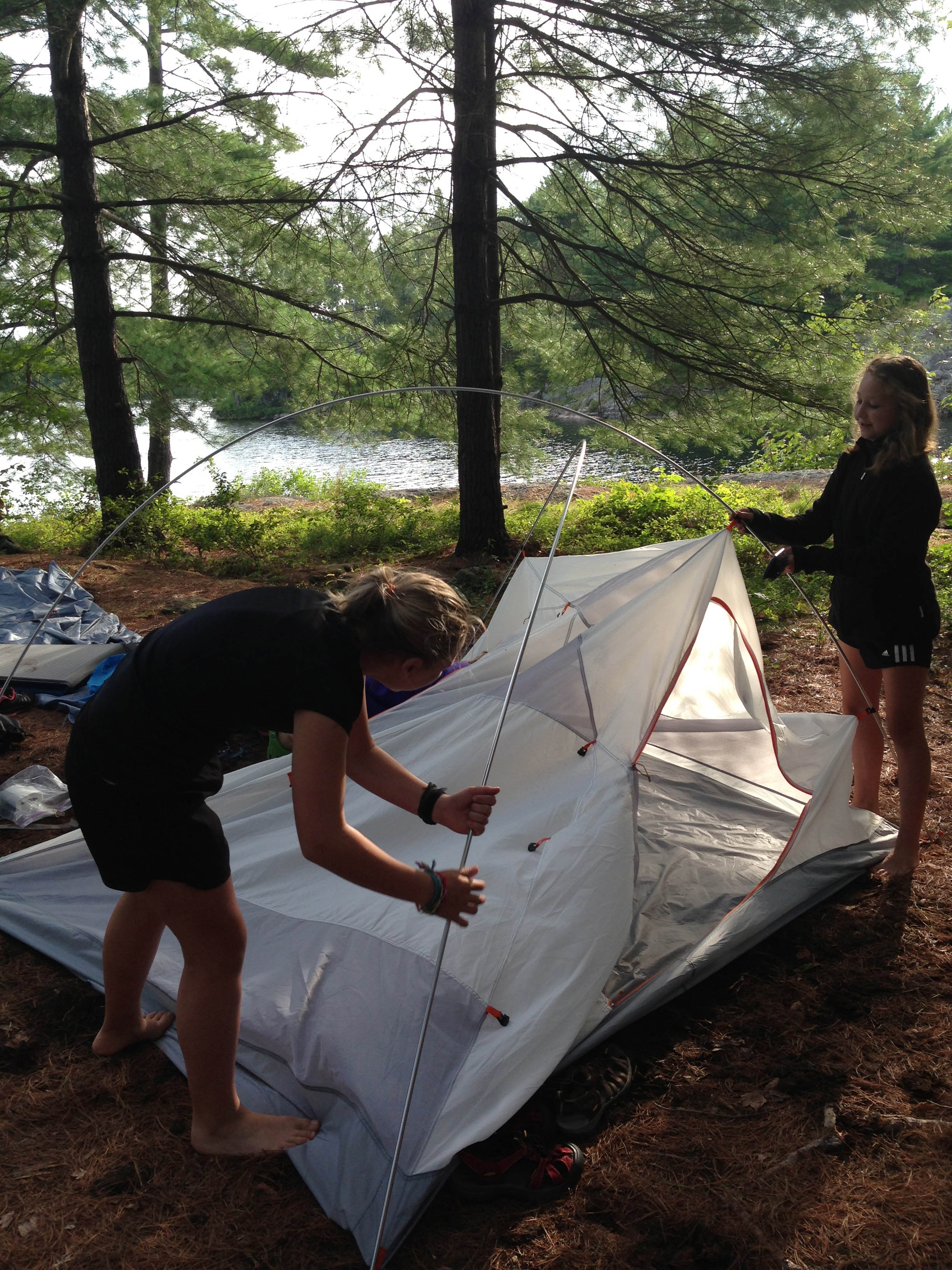 Learn to Camp - Four Days/Two Overnight