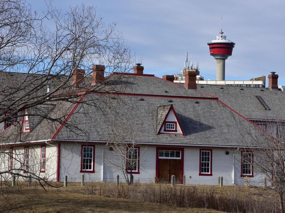 Fort Calgary, a wonderful venue!