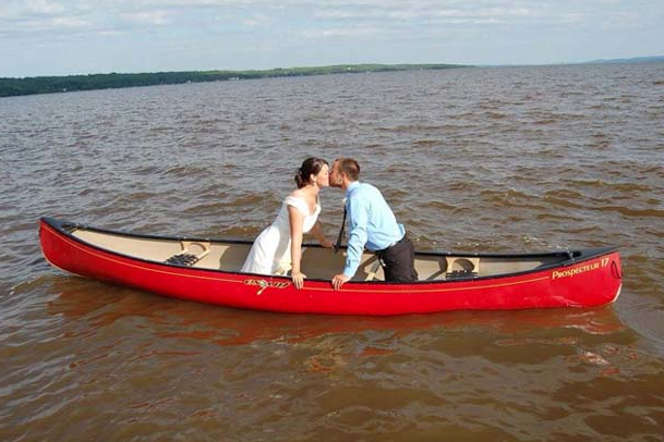Read stories of canoes and romance from our #CanoeLove contest!