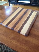 Handcrafted Wooden Board