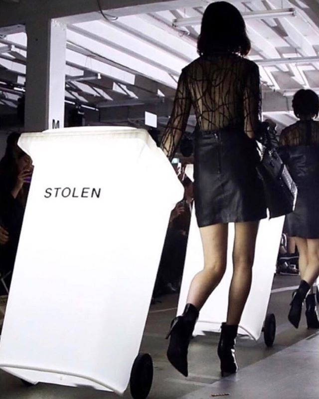 Stolen Girlfriends Club are having a clear out / #SampleSale 〰️〰️〰️〰️ ...you know what they say - one human's (chic) trash another human's treasure 💰🔮🔑💍👢 - Nothing over $150  Come through! 17-18 November
