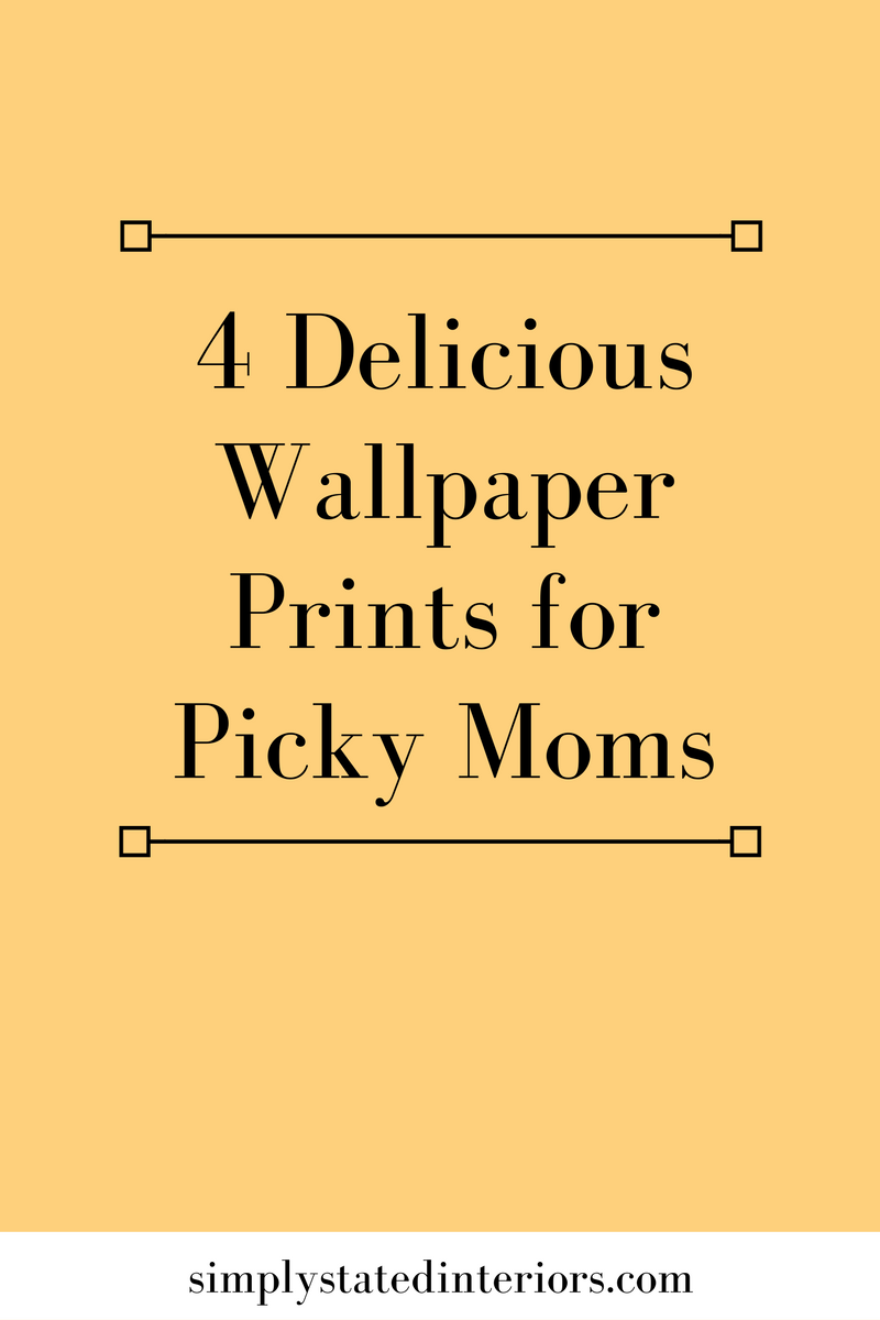 wallpaper kids family home interior design