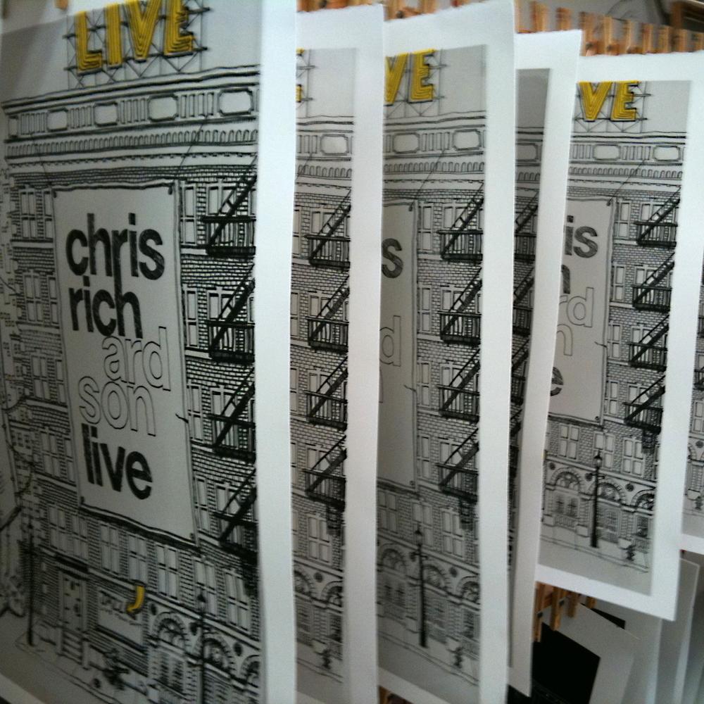Gig Posters & Screenprints