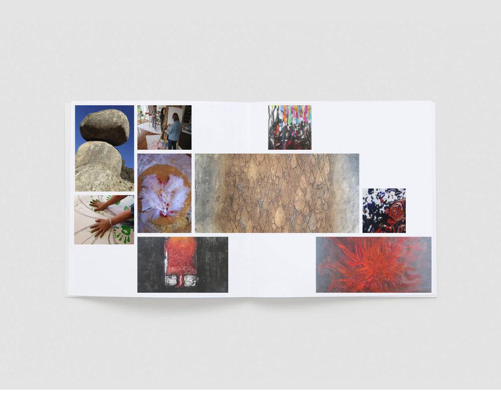 art through therapy catalogue design