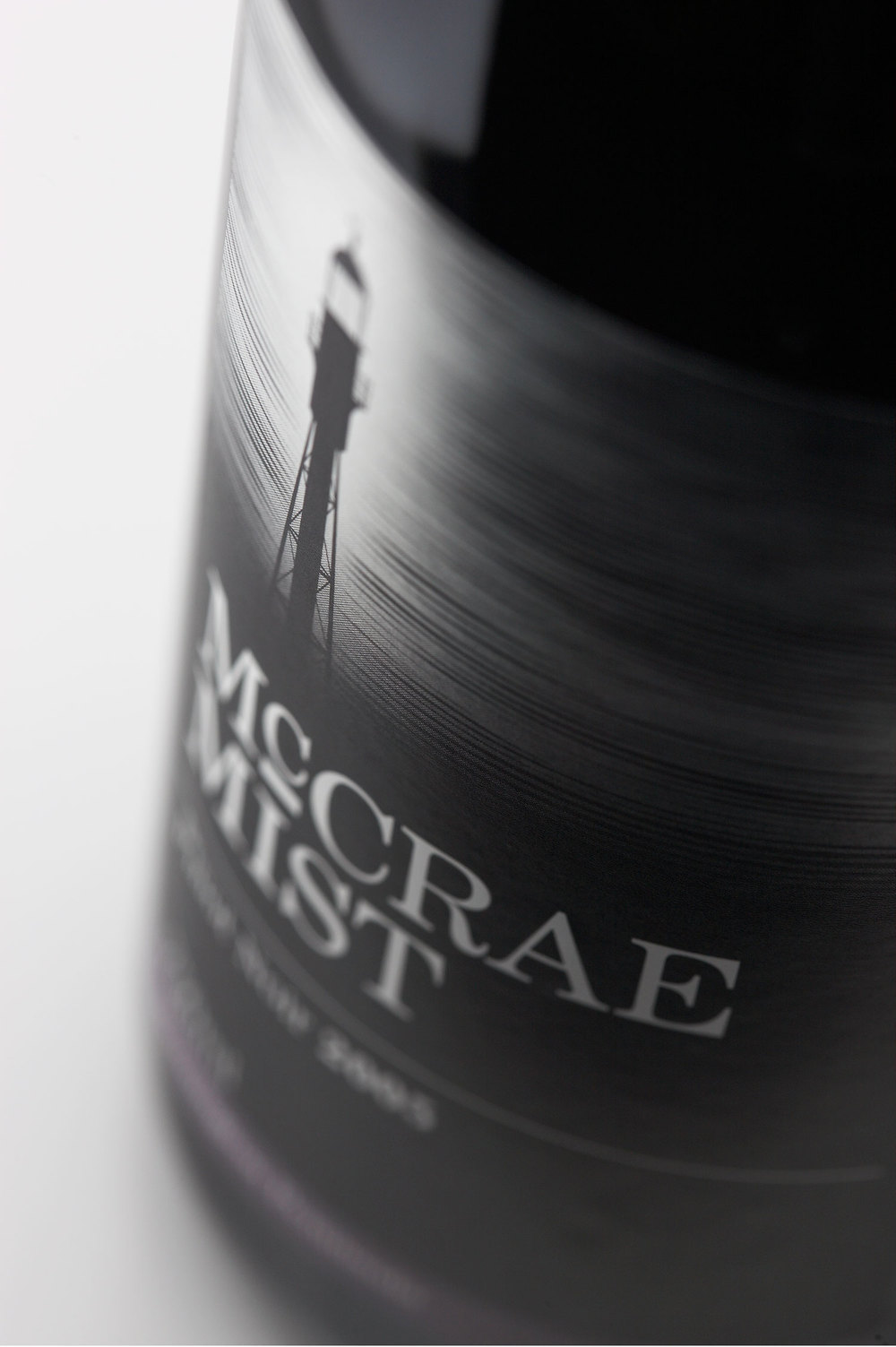 wine label design pinot noir