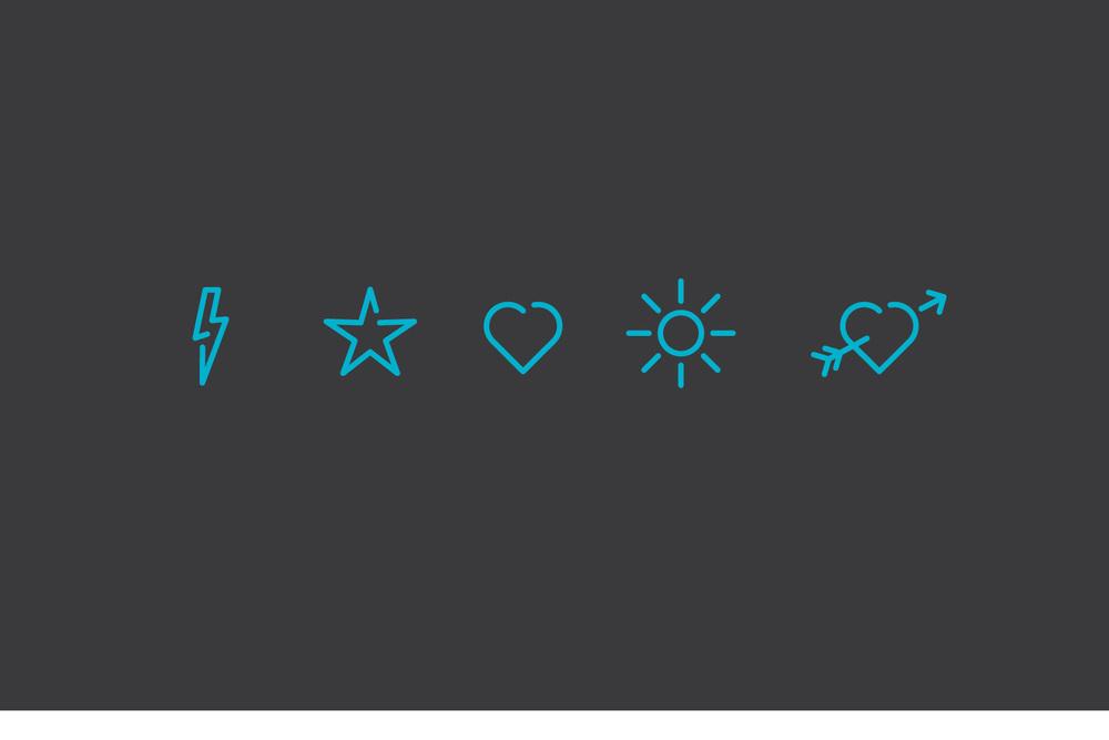 two sidekicks icons