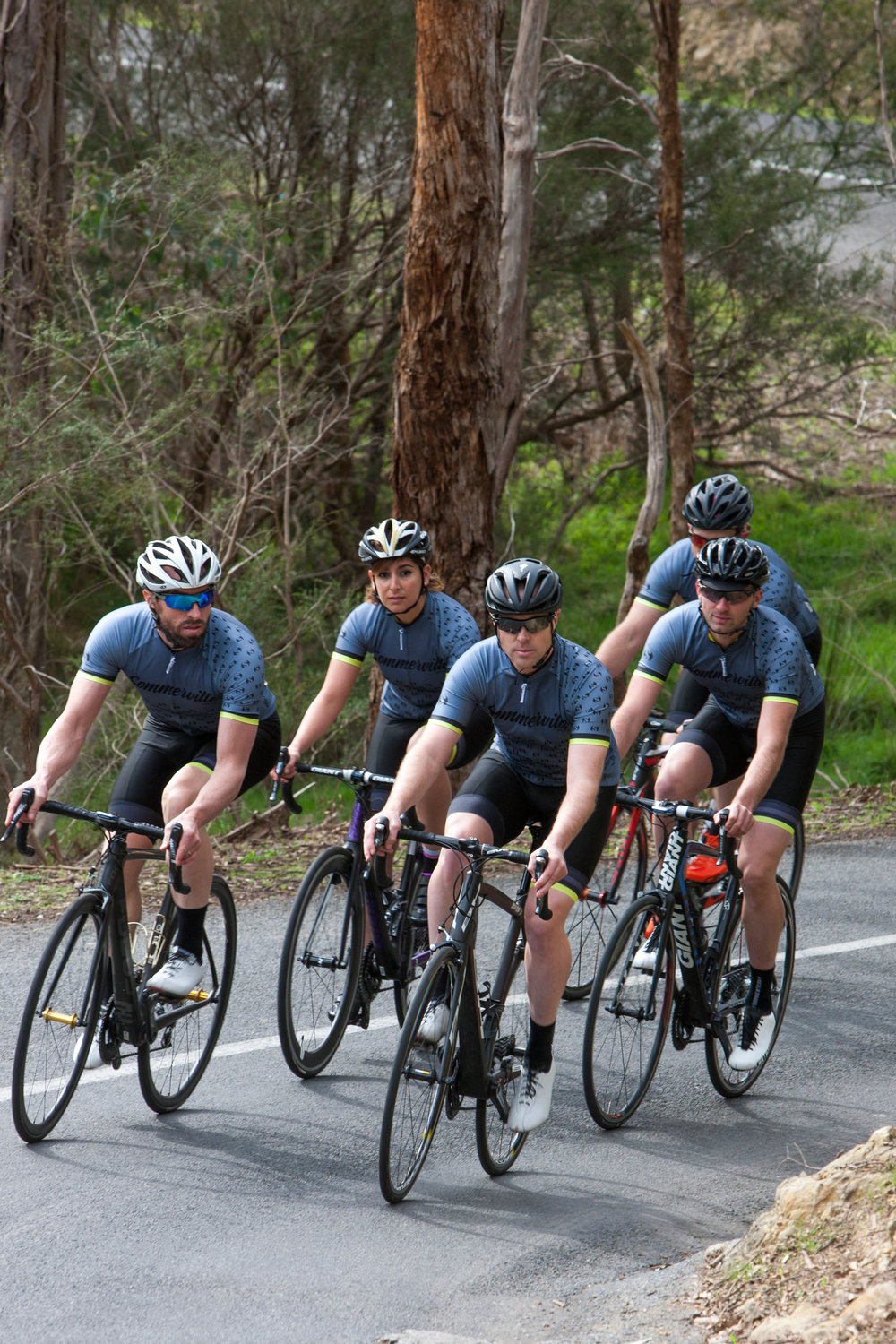 sommerville sports cycling kit