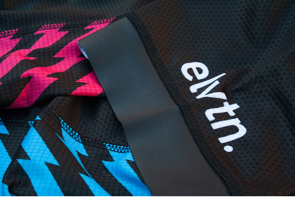 elvtn wordmark on jersey