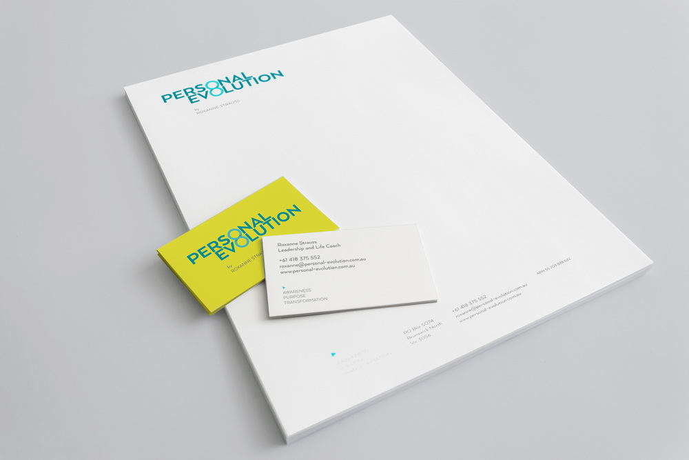 personal evolution stationary