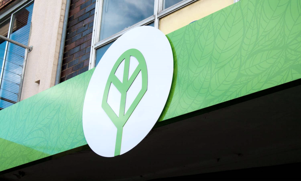 Bentleigh Health Foods Signage created by south