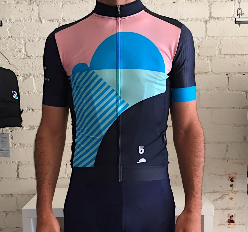 Bike Tailor Cycling kit