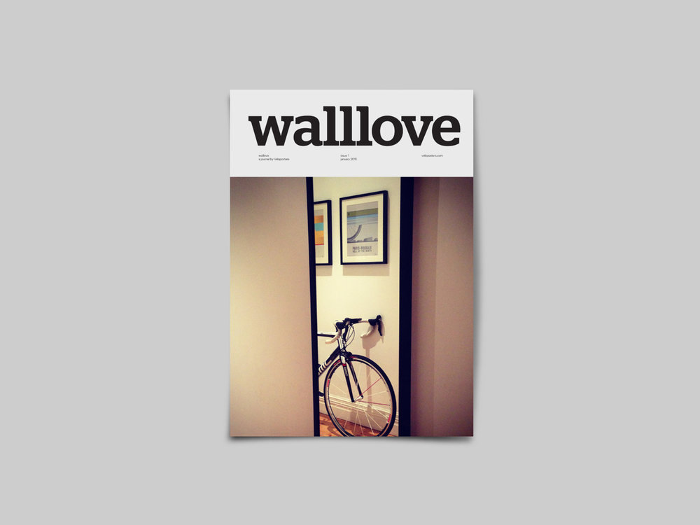 veloposters walllove magazine