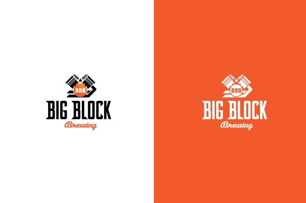 Big Block Brewing logo