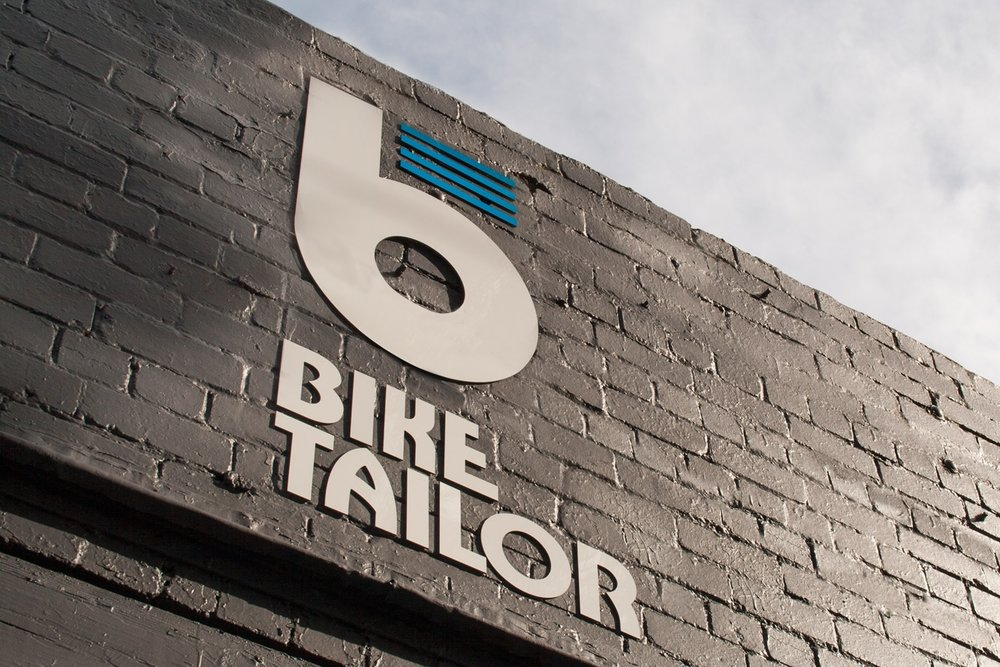 Bike Tailor - Branding, Environment, Online, Promotion