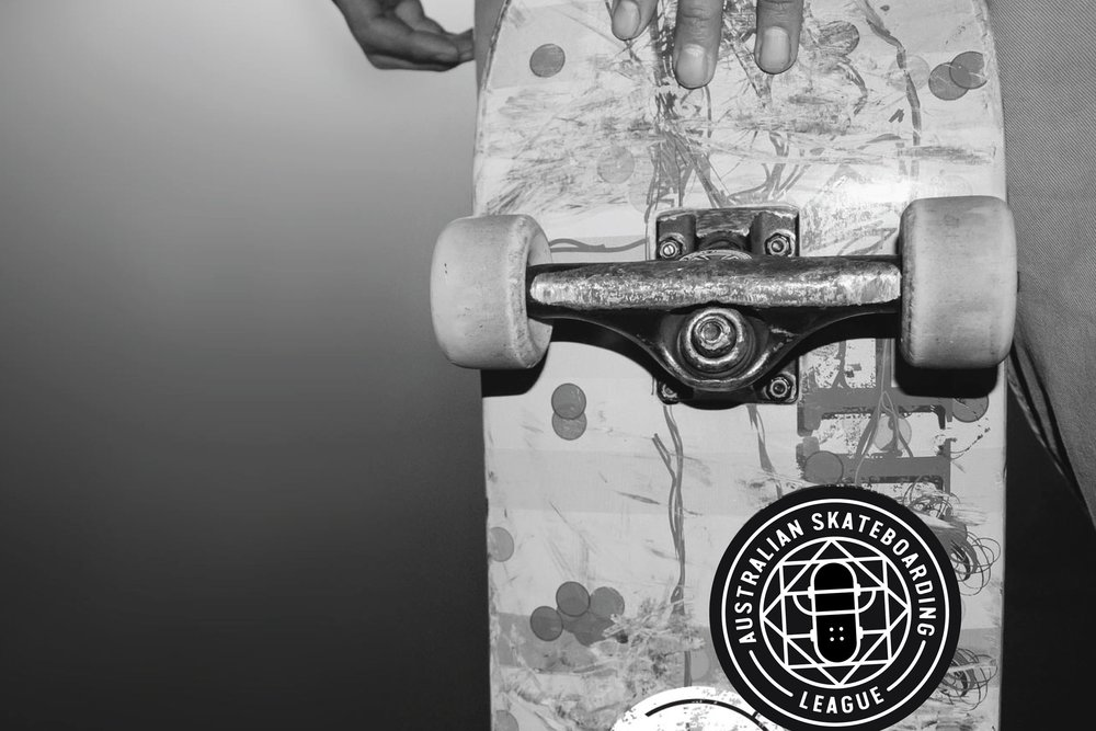 Australian Skateboard League - Branding, Collateral