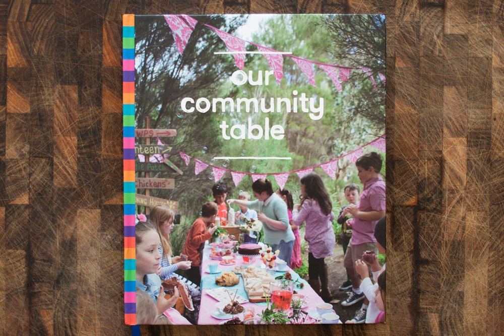 Our Community Table - Branding, Publication