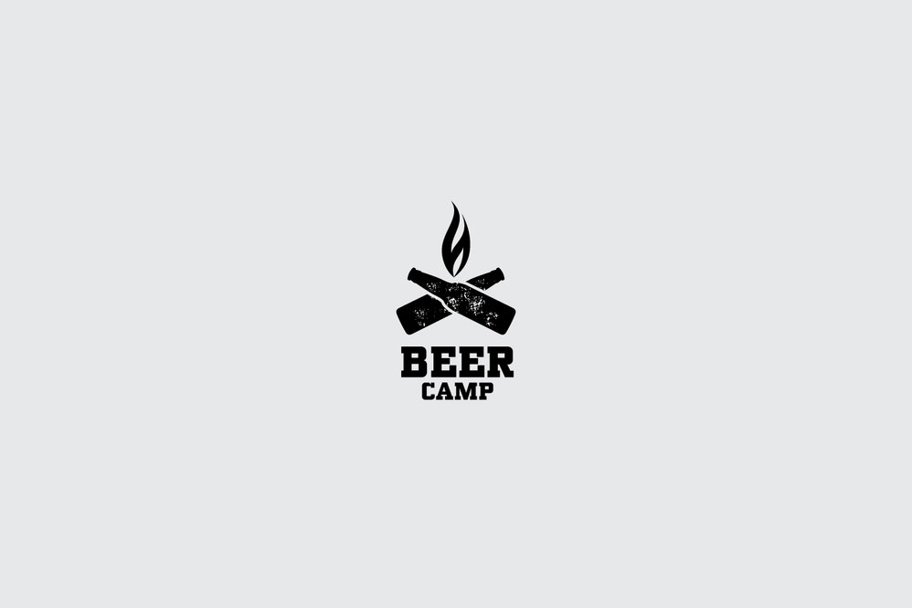 Beer Camp branding | created by south