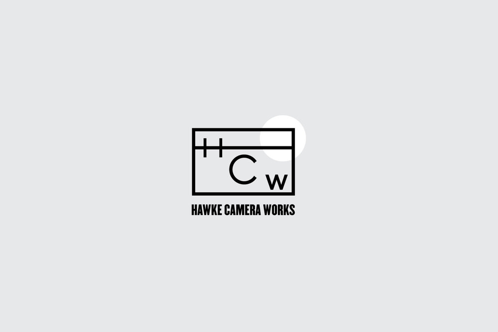 Hawke Camera Works logo