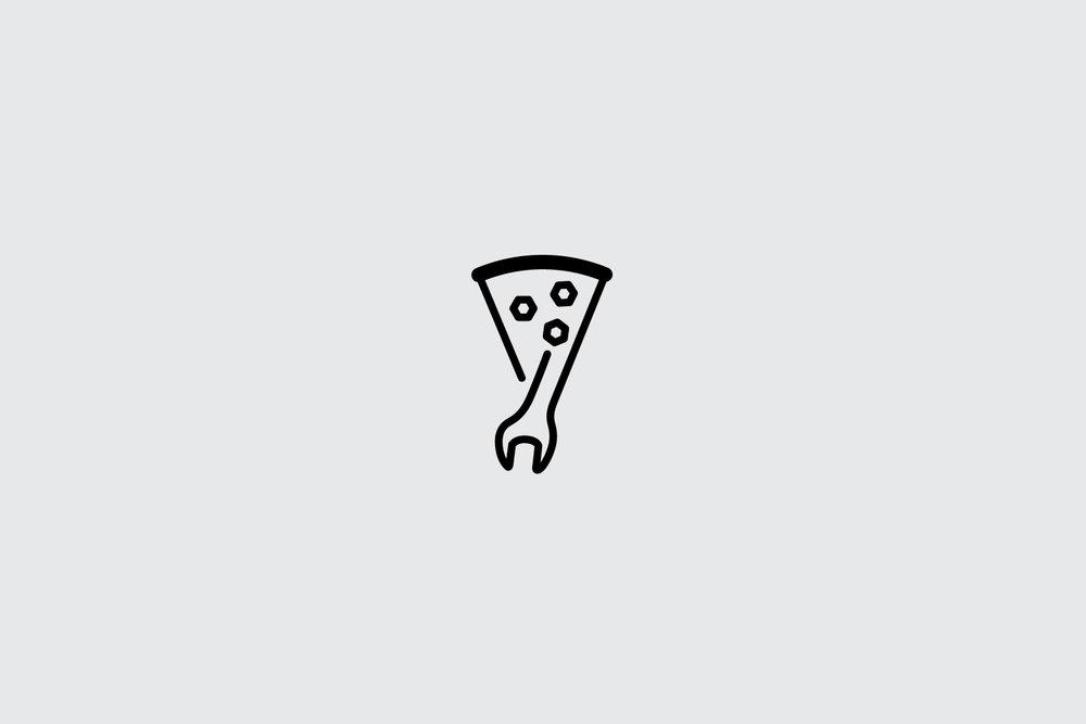 Pizza Garage logo