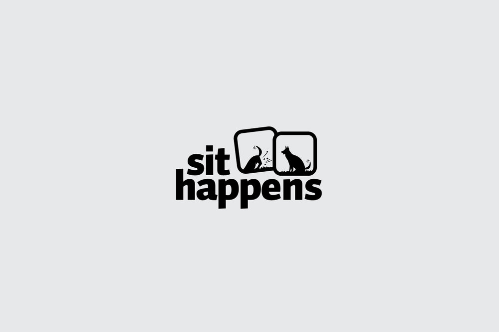Sit Happens logo