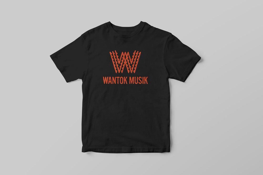 Wantok Musik Tshirt