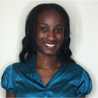 """Abena Niles joined EMERGE BPO in 2014 """"Abena was nice and very patiently answered all of my questions"""" - Customer, Emily D."""