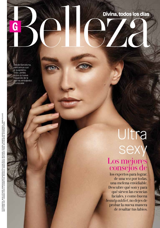 Glamour Mexico October 2015