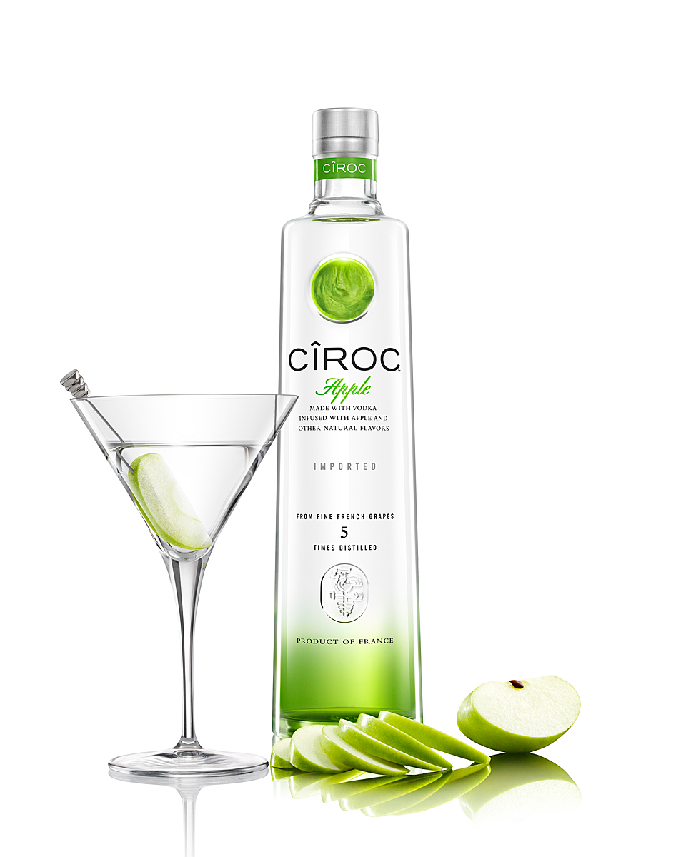 Ciroc Apple Campaign